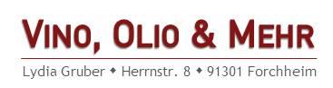 Vino, Olio & Mehr Logo